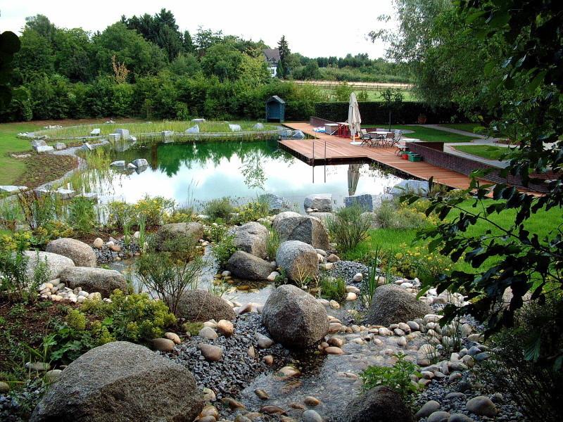 architekturb ro f r garten und landschaftsplanung schwimmteich folie. Black Bedroom Furniture Sets. Home Design Ideas